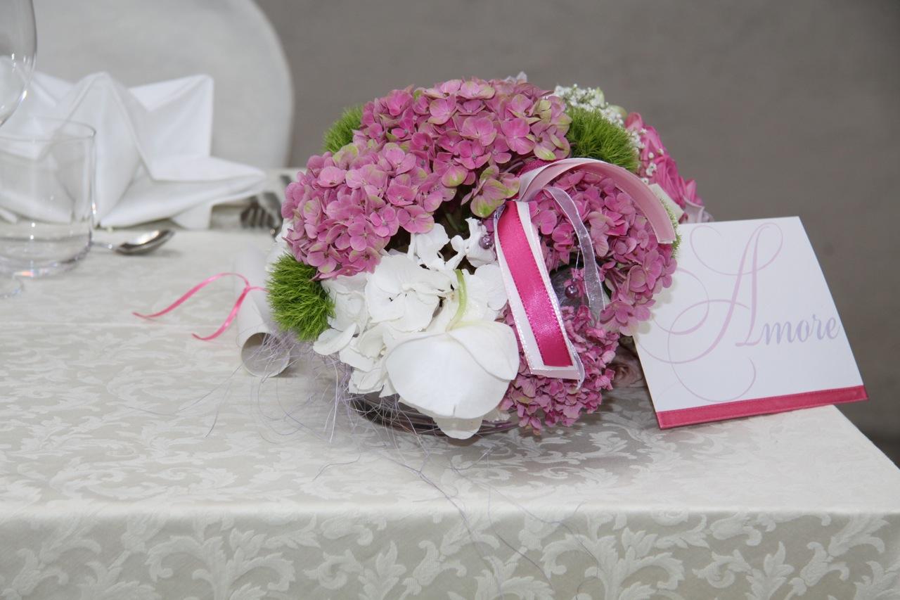 Negozio di fiori a Bolzano